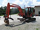 2002 Kubota KX121-3 Hydraulic Excavator