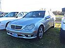 2002 Mercedes Benz C32 AMG Compressor 4-Door Sedan