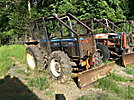 2002 New Holland 6610 4x4 Utility Tractor