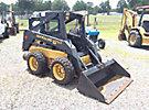 2002 New Holland LS160 Skid Steer Loader,