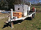 2002 Sherman & Reilly DDH-75-T Underground Cable Puller, trailer mtd