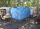 2002 T/A Enclosed Utility Trailer