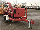 2002 Wood Chuck 1200 Chipper (12 Disc), trailer mtd