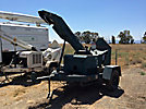 2002 Wood Chuck W/C-12A Chipper (12 Drum), trailer mtd