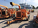 2002 Wood Chuck W/C-17 Chipper (12 Disc), trailer mtd