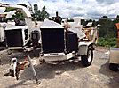 2003 Bandit Industries 200XP Chipper (12 Disc), trailer mtd