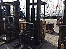 2003 Caterpillar NRR40P, 4,000# Stand-Up Order Picker Forklift, s/n 02NL07126, battery powered