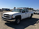 2003 Chevrolet C2500HD Extended-Cab Pickup Truck