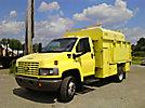 2003 Chevrolet C5500 Chipper Dump Truck