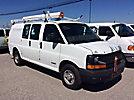 2003 Chevrolet G2500 Cargo Van