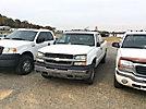 2003 Chevrolet K1500 4x4 Crew-Cab Pickup Truck