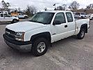 2003 Chevrolet K2500 4x4 Extended-Cab Pickup Truck