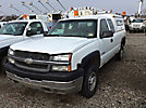 2003 Chevrolet K2500HD 4x4 Extended-Cab Pickup Truck