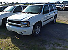 2003 Chevrolet Trailblazer 4x4 4-Door Sport Utility Vehicle
