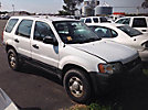 2003 Ford Escape 4x4 4-Door Sport Utility Vehicle