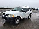 2003 Ford Explorer 4x4 4-Door Sport Utility Vehicle