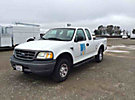 2003 Ford F150 4x4 Extended-Cab Pickup Truck, 1130 hours CNG / 4994 hours gasoline