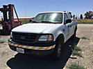 2003 Ford F150 4x4 Extended-Cab Pickup Truck,