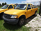 2003 Ford F150 4x4 Extended-Cab Pickup Truck
