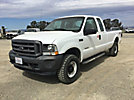 2003 Ford F250 4x4 Extended-Cab Pickup Truck