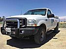 2003 Ford F250 4x4 Pickup Truck