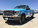 2003 Ford F250 Service Truck,