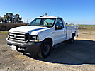 2003 Ford F250 Service Truck