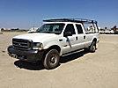 2003 Ford F350 4x4 Crew-Cab Pickup Truck