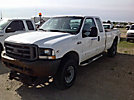 2003 Ford F350 4x4 Extended-Cab Pickup Truck