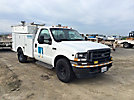 2003 Ford F350 Enclosed Service Truck