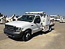 2003 Ford F350 Flatbed Truck