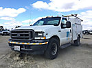 2003 Ford F350 Service Truck