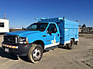 2003 Ford F450 Enclosed Service Truck