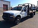 2003 Ford F450 Flatbed Truck