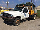 2003 Ford F550 Flatbed Truck