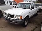 2003 Ford Ranger 4x4 Extended-Cab Pickup Truck,