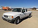 2003 Ford Ranger Extended-Cab Pickup Truck
