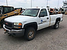 2003 GMC K2500HD 4x4 Pickup Truck