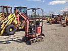 2003 IHI 7J Mini Hydraulic Excavator