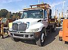 2003 International 4300 Flatbed Truck