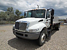 2003 International 4400 Flatbed Truck