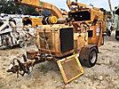 2003 Morbark 13 Chipper (12 Drum), trailer mtd
