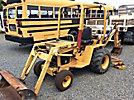 2003 Terramite T5C Mini Tractor Loader Backhoe,