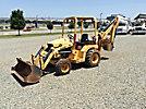 2003 Terramite T9 4x4 Mini Tractor Loader Backhoe,