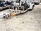 2003 Wood Chuck SP-37A T/A Support Trailer