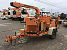 2003 Wood Chuck W/C-17 Chipper (12 Disc), trailer mtd