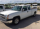 2004 Chevrolet C1500 Extended-Cab Pickup Truck