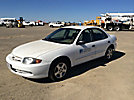 2004 Chevrolet Cavalier 4-Door Sedan, 354 hours CNG / 2675 hours gasoline