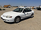 2004 Chevrolet Cavalier 4-Door Sedan, 359 hours CNG, 2357 hours gasoline