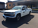 2004 Chevrolet Colorado Extended-Cab Pickup Truck